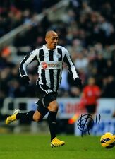 Signé Yoan GOUFFRAN Newcastle United photo bordeaux