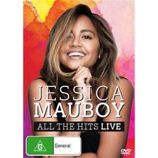 JESSICA MAUBOY All The Hits Live DVD BRAND NEW NTSC Region ALL