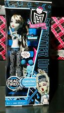 MONSTER HIGH DEAD TIRED FRANKIE STEIN first release