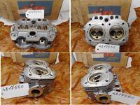 Testa cilindri motore Fiat 126 engine 595CC   Testa cilindri o testata Fiat 126