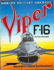 F 16 Viper squadron signal