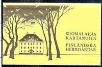 Finland #672 MNH Booklet CV$12.00 Facit H6