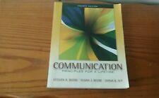 Communication Principals For A Lifetime Fourth Edition