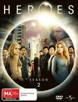 Heroes: Season 2 = NEW DVD R4