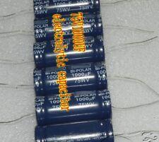 75V1000UF Subwoofer Capacitor Promise Aluminum Electrolytic Capacitor