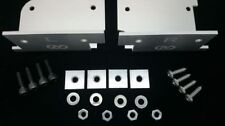 VW GOLF BORA QUALITY OEM FOG LIGHT BRACKETS MOUNTING KIT