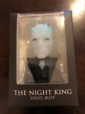 Game Of Thrones Night King Vinyl Bust Figure Box Exclusive Not Sold In Stores