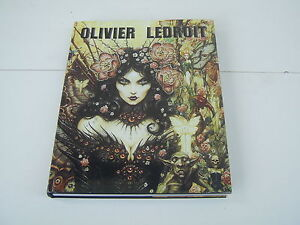 OLIVIER LEDROIT  BE 290 PAGES