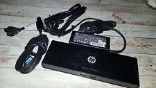 HP 3005pr USB 3.0 Laptop Port Replicator Docking Station 681280-001