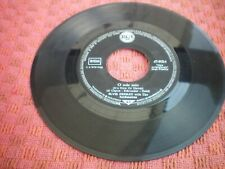 ELVIS PRESLEY - IT'S NOW OR NEVER O SOLE MIO - MAKE ME KNOW IT 1960 RCA 47-9314
