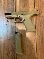 Umarex Glock 19X - GBB Green Gas Blowback 6mm BB Airsoft Pistol Gun