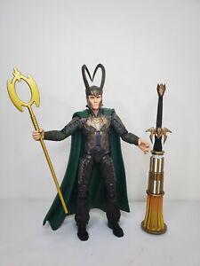 "Marvel Diamond Select Legends 7"" LOKI MCU Thor the Mighty Avenger Movie Figure"