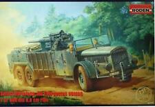 Vomag 7 avec 8,8 cm FLAK 36 SPG (Vomag 660 GERMAN MARKINGS) 1/72 RODEN