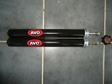 AVO Ford Escort Late MK 1 / 2 Inserts Adjustable Shock Front Damper TAI30-12