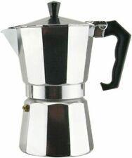 6 CUP ALUMINIUM COFFEE MAKER ESPRESSO CAFETIERE PERCOLATOR EXPRESS POT