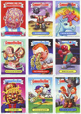 GARBAGE PAIL KIDS ANS5 COMPLETE SET OF 9 MAGNET CARDS 2006 ALL-NEW SERIES 5