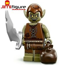 NEW LEGO Minifigures Goblin Series 13 71008 Genuine Minifigure Mini Figure