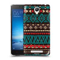 Custodia Cover Morbida Trasparente Anukku® Design Aztec 5 Per Modelli Xiaomi