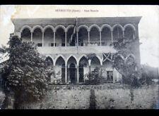 BEYROUTH (LIBAN / SYRIE) BASE NAVALE en 1927