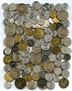 China 200 Münzen über 25 verschiedene     # 148