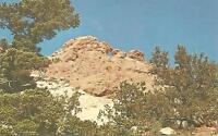 ag(D) Famous Garden of the Gods in the Pikes Peak Region of Colorado