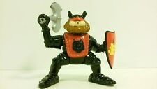 Imaginext Great Adventures Magic Castle King Black Armor Weaponry 1994) VGC