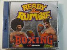 !!! Sega Dreamcast DC gioco Ready 2 Rumble, usati ma ok!!!