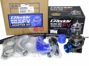 Trust Greddy Type FV Blow Off Valve BOV Kit for 08-14 Subaru STI