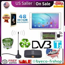DVB-T2 Micro USB TV Tuner Mobile HD TV Receiver Stick for Phone Tablet Android R