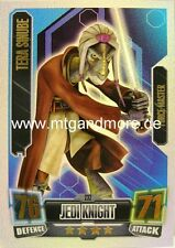Force Attax Serie 2 Tera Sinube #232 Force Master