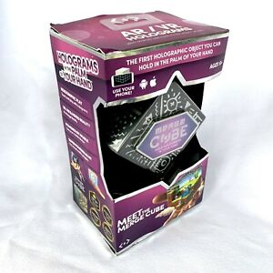 MERGE CUBE AR VR Augmented Reality Virtual Reality Interactive Hologram