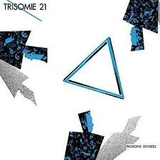 LP TRISOMIE 21 PASSIONS DIVISÉES VINYL DARKWAVE SYNTH DARK ENTRIES