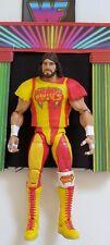 ELITE MACHO MAN WWE WRESTLING FIGURE MATTEL