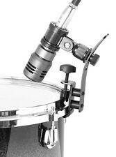 On-Stage Drum Microphone Clip DM-50, Black