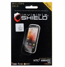 NEW Zagg invisibleSHIELD Screen Protector for HTC Amaze 4G
