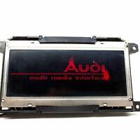 Audi A6 C6 Mmi Multimedia Interface Ecran D'Affichage Unité