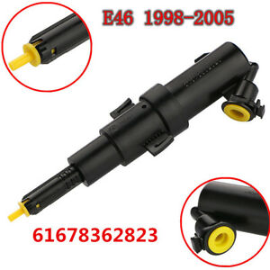 Headlight Washer Telescopic Nozzle For BMW 3 Series E46 1998-2005 61678362823