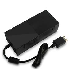 Für Microsoft Xbox One Console Netzteil Brick Charger Netzteilkabel Schwarz