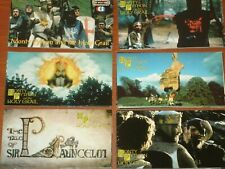 Monty Python And The Holy Grail Complete Set Of Wide Trading & Foil Chase Cards