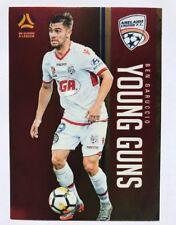2017/18 FFA A-League Trading Cards - Ben Garuccio (Young Guns YG-05)