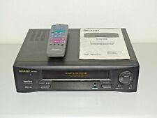 Sharp VC-M312GM VHS-Videorecorder, inkl. FB&BDA, 2 Jahre Garantie
