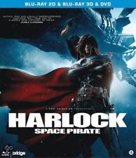 Harlock - Space Pirate - 3D - Dutch Import (UK IMPORT) Blu-Ray NEW