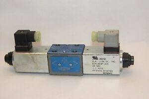 (NEW) CONTINENTAL HYDRAULICS ED03M-3F10-GD-24L-B Directional Control Valve