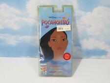 DISNEY Cassette TAPE NEW IN SEALED PACK 1995 Pocahontas