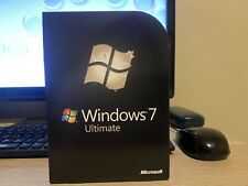 Windows 7 Ultimate 32-bit/64-bit with Service Pack 1