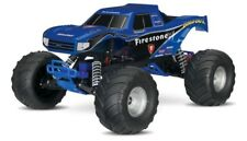Traxxas Bigfoot rtr 1/10 tracteur + 8,4v Batterie, 12v-Chargeur #36084-1