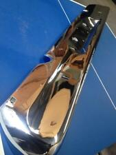 FORD XC REAR BUMPER RECHROMED WITH TWIN EXHAUST CUT OUT GENUINE