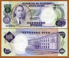 Philippines, 100 Piso (ND) 1969, Pick 147 (147b), UNC