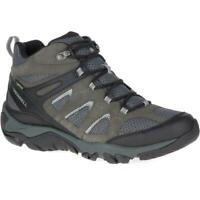 MERRELL MENS OUTMOST VENT GRANITE HIKING TRAINERS WATERPROOF GORE-TEX ALL SIZES