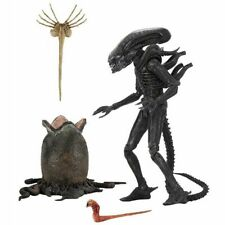 Neca Aliens 7'' Scale Actionfigur Xenomorph ALIEN Egg FACEHUGGER Chestbuster NEU
